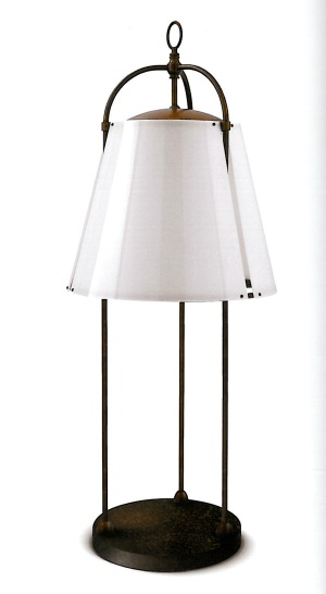 """Caprifoglio floor lamp by Aldo Bernardi. TWIL3/B.  19.69"""" W x 59: H, E27 x 70W"""
